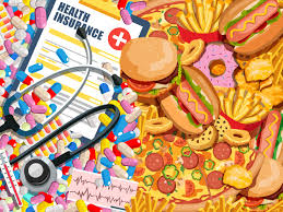 Mengkonsumsi Junk Food Dapat Pengaruhi Kesuburan Wanita