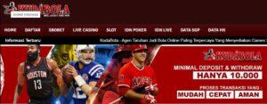 situs judi bola online aman kudabola