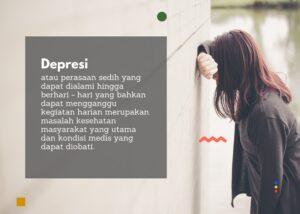 Orang Depresi Berat Terlihat Bahagia Bahkan Terlihat Tidak Miliki Masalah